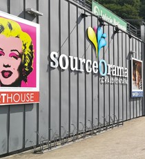 Source O Rama ArtHouse und WaterHouse