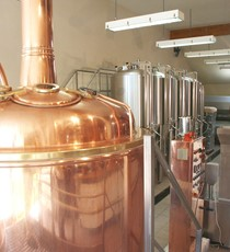 Fagnes Brewery / opening to confirm