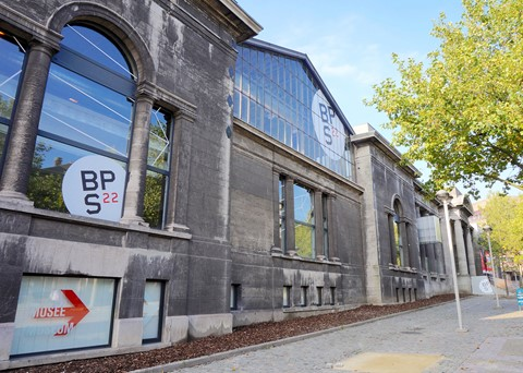 BPS22 Art Museum of the Hainaut Province
