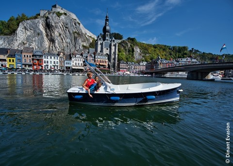 Dinant Nautique - Electric Boats