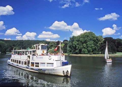 Meuse-Ardennes boat tours