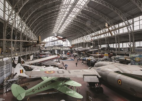 Royal Museum of the Armed Forces and Military History (War Heritage Institute)